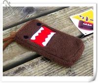 Domo kun Domokun Celler iPhone Key Coin Plush Bag Pouch