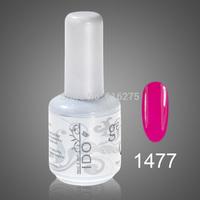 12pcs a lot Free Shipping IDO Uv  kits Nail gel  producer wholesales for Nail beauty Nails
