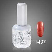 6pcs IDO free shipping Nail gel polish uv set  IDO gel primer nails gels (10colors+1base+1top) UV lamp
