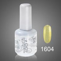 6pcs IDO  gel nail polish uv lamp 177 colors factory manufacture(4colors+1top+1base) Uv perimer nails