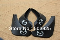 Mud guard fender splash guard fit for Mazda CX-5 black color, 4pcs/set