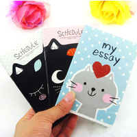 Free Shipping Notebook/ diary/ stationery/ animal small book/mini