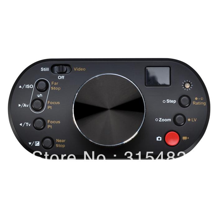 Aputure V-Control USB Focus Controller for Canon Dslr Follow Focus &Total Exposure Control(China (Mainland))
