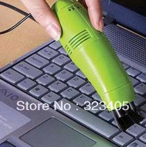Hot o sale  Hi-quality 15pcs/lot laptop keyboard/ USB mini vacuum cleaner free shipping