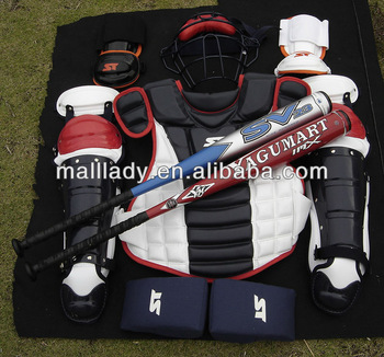 Hope Baseball Equipment Baseball 1set Catcher's Sets +2pc 7075 Aluminum Alloy bats Free Shipping