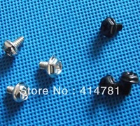 Free shipping Computer screw computer chassis screw high strength ASME/ANSI 200pcs/lot