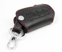 leather auto / car Key case ( key chain / key bag) for remote control, Fit for Hyundai IX35