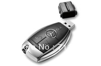Free Shipping,Wholesale&amp;Retail car&#39;s Plastic Usb Flash Memory USB Flash Disk  2GB 4GB 8GB 16GB 32GB