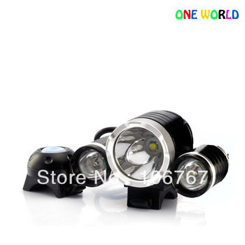3000 Lumens LED Bicycle Bike Headlight and Headlamp 3X T6 CREE