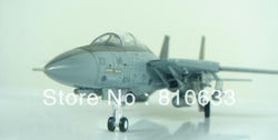 free shipping America F14 1 : 100 fighter plane model handicraft Furnishing articles hobby store discount produt(China (Mainland))