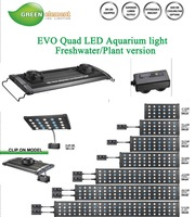 "36""-48""(90CM-120CM) EVO Quad Freshater/Plant  LED light with timer module"