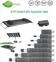 "36""-48""(90CM-120CM) EVO Quad Saltwater Coral Reef Cichlid LED light with timer module"