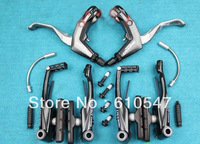 Free shipping DEORE M590 V brake / bicycle V brake / bike brake / bike parts(Vehicle were)