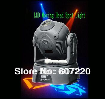 30W  LED Moving head spot light led stage lights LED DJ Light  FREE SHIPPING 4 units
