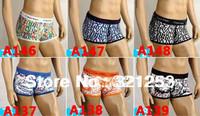 Free Shipping ! men underwear / men's boxer short / boxer / Wholesale 4pcs/ lot Best quality