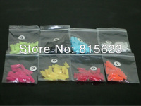 500Pcs Assorted Color Amazing Colorful Fake False Nail articial Nail Tips