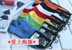 Free shipping men 100% cotton sports sock Novelty 7 days week Socks comfortable soft daily sock changing everyday warm product(China (Mainland))