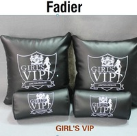 Fadier car pillow jp pillow jp headrest lumbar support  in wholesale and retail with free shipping via DHL