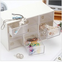 Nine of the upper case jewelry boxes finishing store content box
