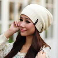 Women winter hat knitted hat winter women's knitted hat