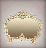 Italian style bedroom furniture-dressing mirror italian furniture    Free shipping