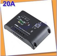 PWM solar charge controller 12V/24V  20A  free shipping!!! Top selling!!! Fractory price!!!