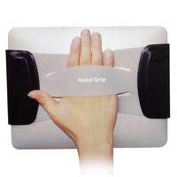 New Skidproof Silicon + ABS Hand Grip holder For IPAD IPad1 / IPad2 / IPad3