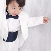 Controversial child quality formal dress tuxedo five pieces set male flower girl blazer white tuxedo yw4