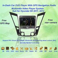 Free Shipping! 2011, 2012 Hyundai I50 GPS Navigation DVD Player ,TV,Multimedia Video Player system+Free GPS map+Free camera