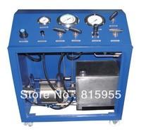 high pressure air driving liquid booster systems