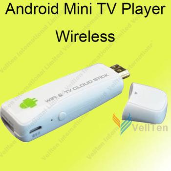 4GB Android 4.0 1080P Full HD Smart TV BOX Network Google Media Player