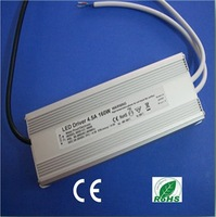 160w 30-36V 4.5A led IP67 driver 3 years warranty led drivers led driver transformer high PFC>0.98 High EFF>90%
