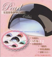 Free shipping! whole sale price! CCFL 12W nail lamp! No logo! White box! MADE BY COSMII, USD66.8 EACH PIECE!!