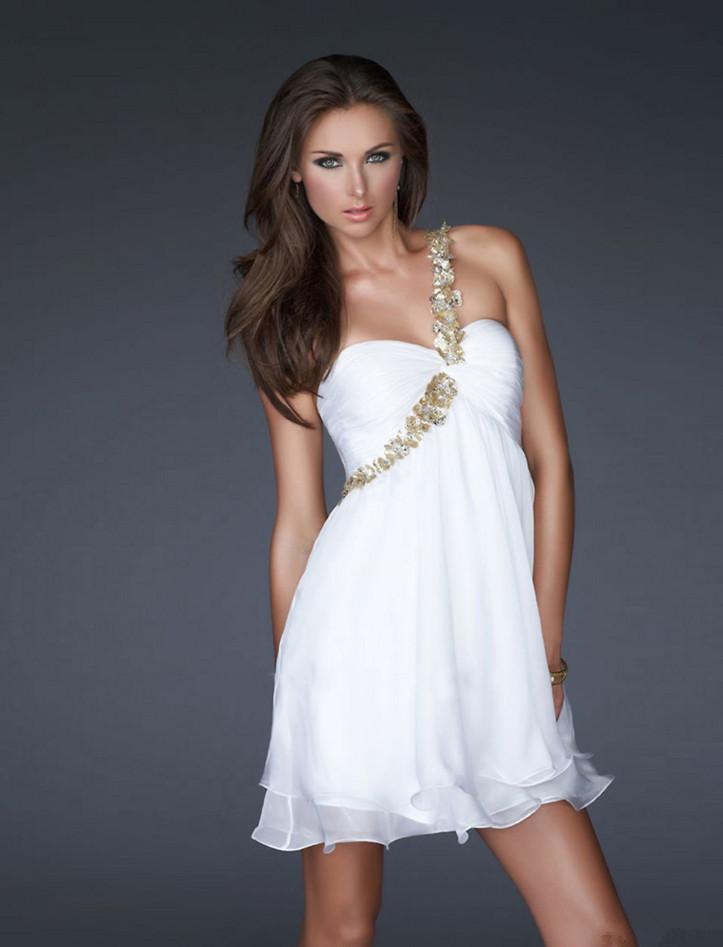 Cheap Short Purple Homecoming Dresses - Holiday Dresses