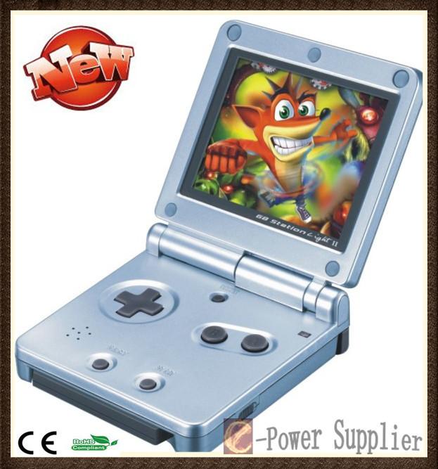 2.7inch lcd handheld game players 8 bit tv game player GB station light(China (Mainland))