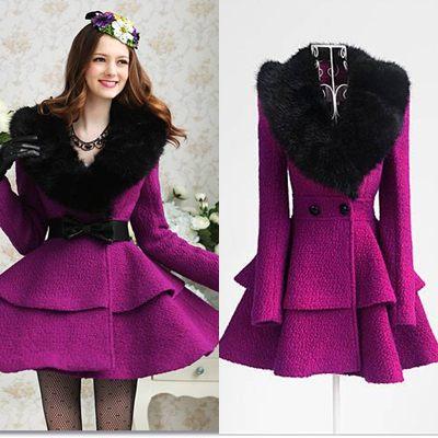 Dress Coat Womens