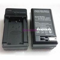 Free Shipping Compact Digital Battery Charger Set + car charger For  KODAK Klic8000 RICOH DB50 batterys