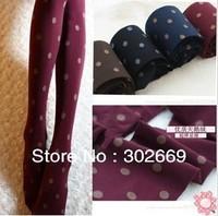 2435  women's Leggings velvet pantynose warm elastic  tight pants 5pcs/lot  free shipping