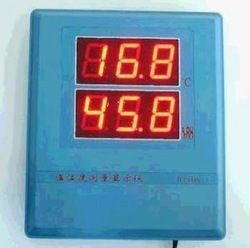 Temperature Humidity Digital Measurement Module HTS106 LED Display(China (Mainland))