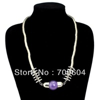 Fashion Big Statement Punk Colorful Chunky Chokers Chain Beaded Necklace for Women, Mixed Designs, Direct Factory Supply