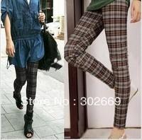 2165 women's Leggings warm elastic  tight pants 5pcs/lot  free shipping