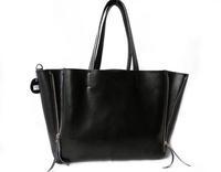 2012 new fashion hot sell Star bag cabas vintage shoulder bag genuine leather women's handbag