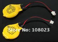 Free shipping 2pcs CMOS RTC BATTERY FOR Panasonic Toughbook CF-28