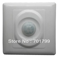 wall-in led Human body induction switch;DC12V/DC24V input