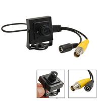 Black Mini camera Color CCTV Security Camera