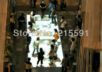 Free shipping Bizoc-tech   Interactive floor projection system for wedding, advertising,Makes your display stand out.