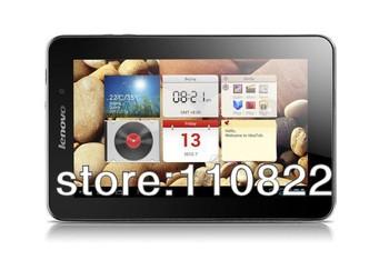 7'' Lenovo Ideapad A2107A Dual Sim card Phone Call Tablet PC MTK6575 1.0GHz DDR3 1GB ROM 4GB/16GB Dual Camera Bluetooth 4.0