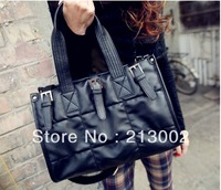 black women's handbags fashion casual bag vintage shoulder bag messenger  1pc free shipping
