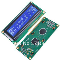 NEW Character LCD Module Display LCM 1602 16x2 162 Blue