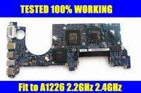 "100% work 661-4955 Logic Board For MacBook pro 15"" A1226 MA895LL T7500 2.2GHz  820-2101-A (2007)"